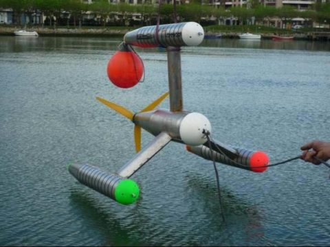 Researchers make progress in obtaining energy from marine currents