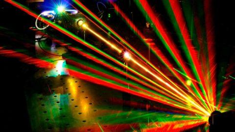 Twisting laser light to probe the nanoscale