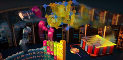 Speeding up material discovery