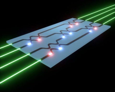 Researchers Move Closer to Completely Optical Artificial Neural Network