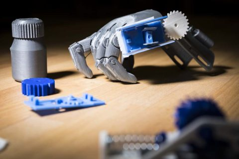 Researchers develop 3D printed objects that can track and store how they are used