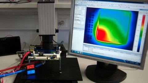 Smart Heat Control of Microchips