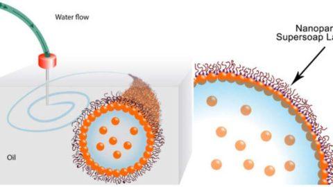 Berkeley Lab Scientists Print All-Liquid 3-D Structures