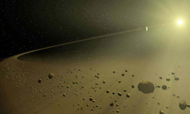 Computer searches telescope data for evidence of distant planets