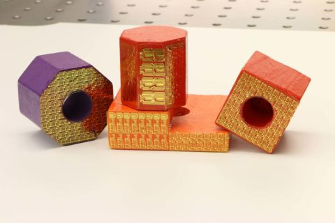 Electronic stickers to streamline large-scale 'Internet of Things'