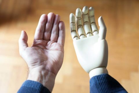 New techniques show prosthetics users rely on intact limb