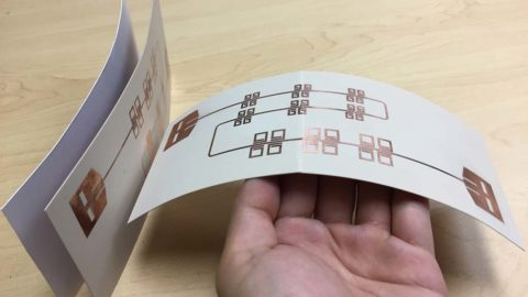 These tags turn everyday objects into smart, connected devices