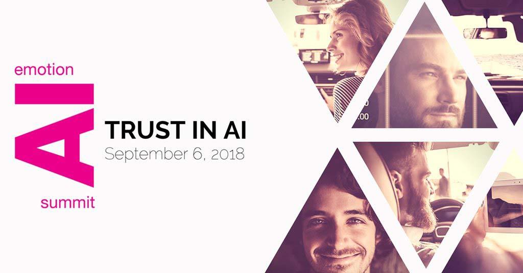 Emotion AI Summit: Trust in AI