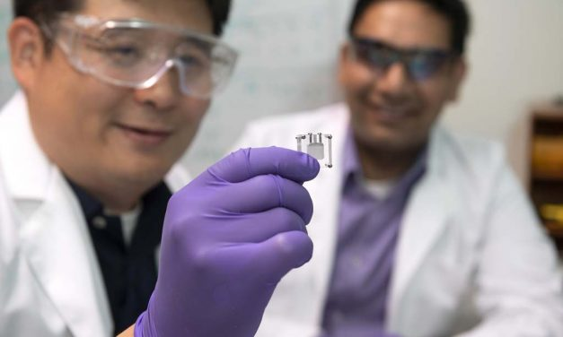 WSU researchers develop sugar-powered sensor to detect, prevent disease