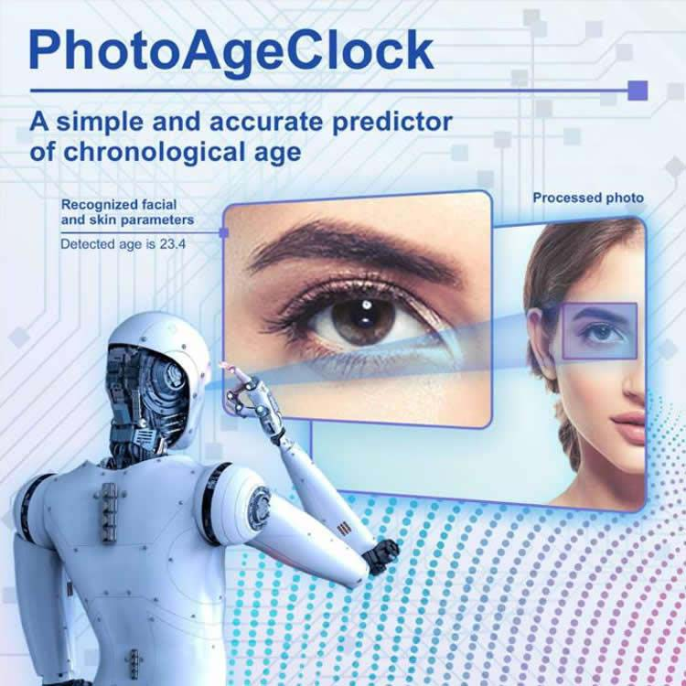PhotoAgeClock: deep learning algorithms for development of non-invasive visual biomarkers of aging.