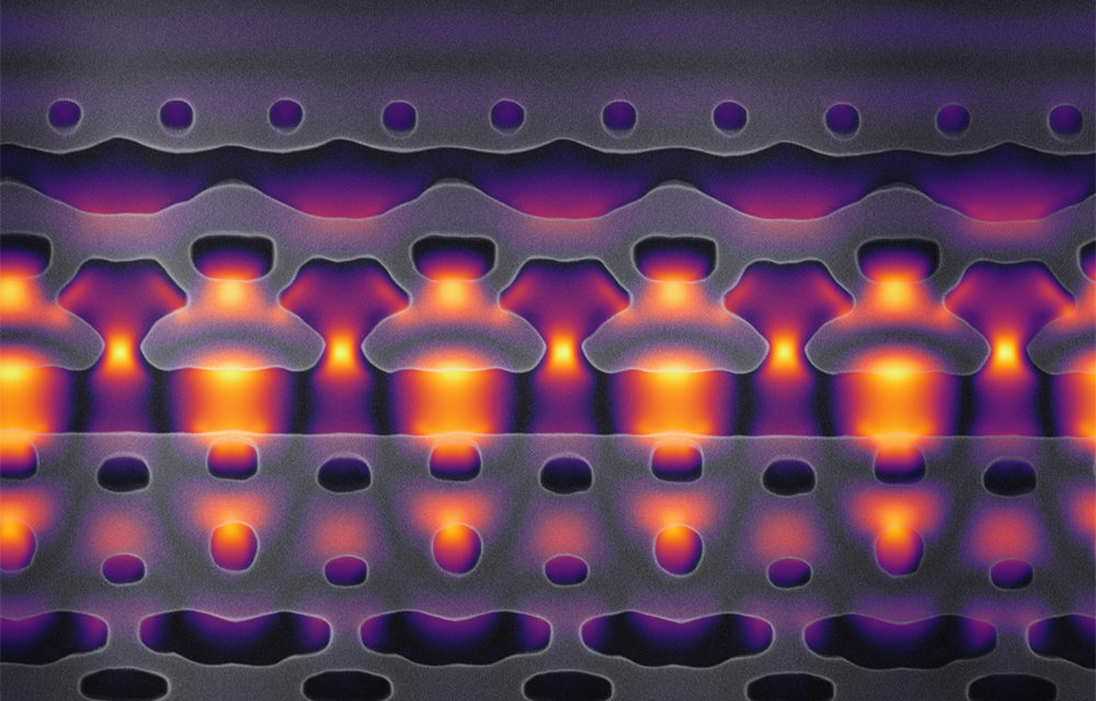 Particle Accelerator On A Chip